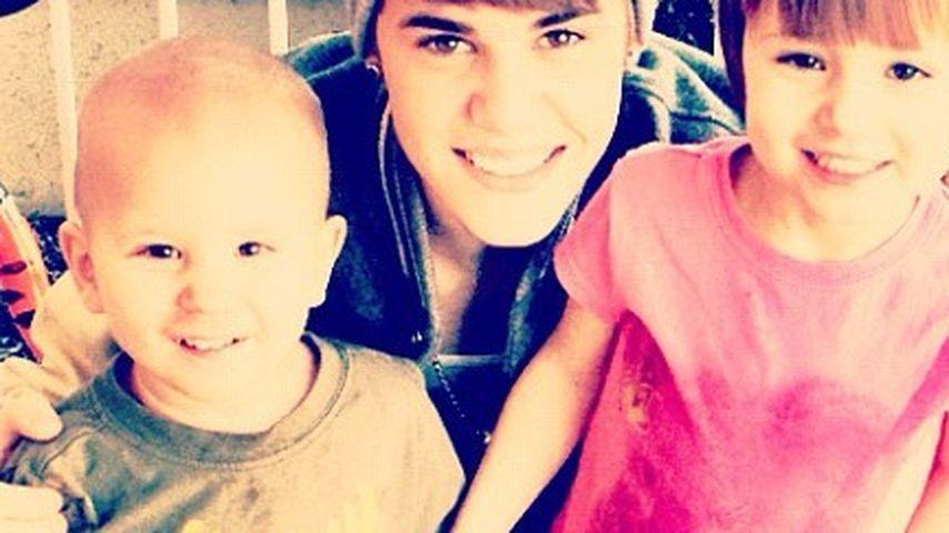 Rührend: Justin Bieber kauft seinem Papa ein Haus