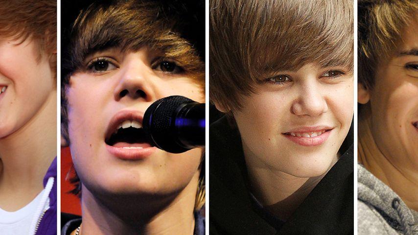 Justin Bieber wird heute 18 Jahre jung!