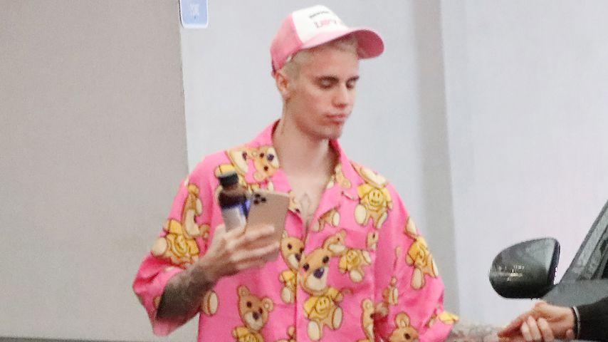 Justin Bieber im Dezember 2019