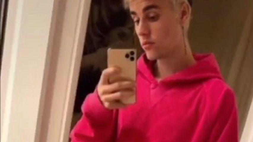 Zeitreise-Video: Justin Bieber ist jetzt auf TikTok aktiv!