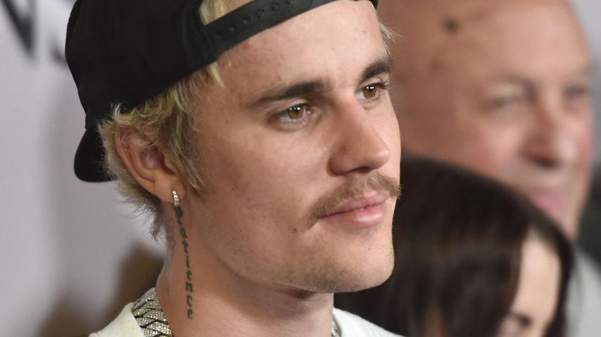 Justin Bieber im Januar 2020