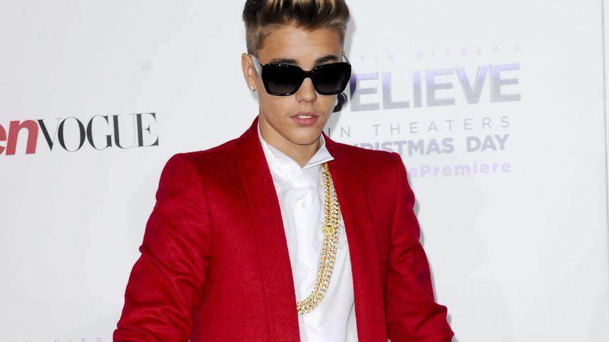 Bieber-Rente: Ist Justins Chaos-Jahr 2013 Schuld?