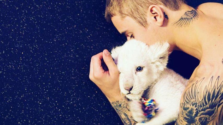 Popstar Justin Bieber