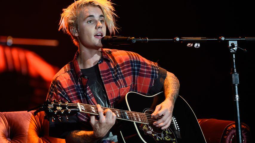 Emotionales Konzert! Justin Bieber bricht in Tränen aus