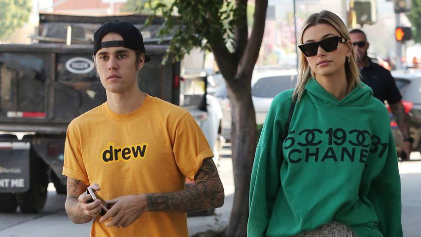 Justin Bieber komplett angeturnt von seiner Hailey Baldwin