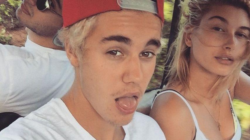 Hailey Baldwin klärt auf: Datet sie Justin Bieber?