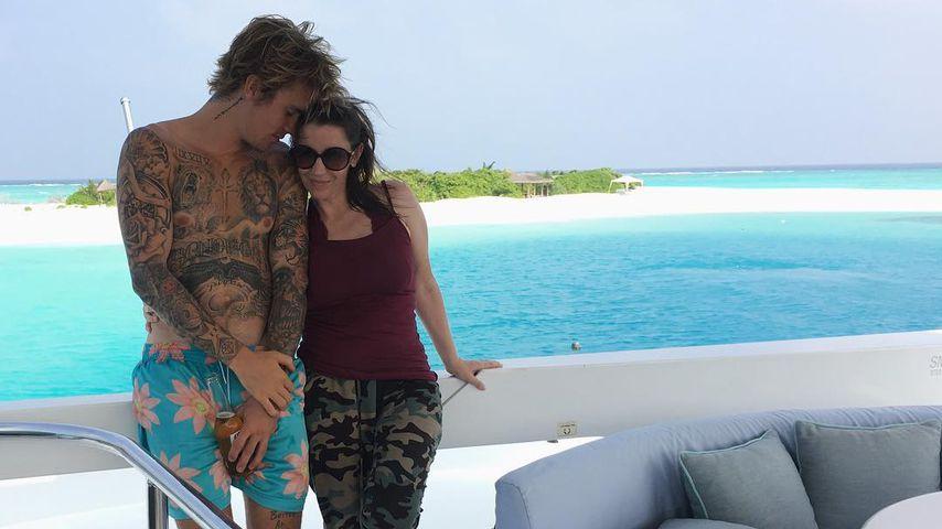 Justin Biebers Super-Fan: So stolz ist Mama Pattie auf ihn!