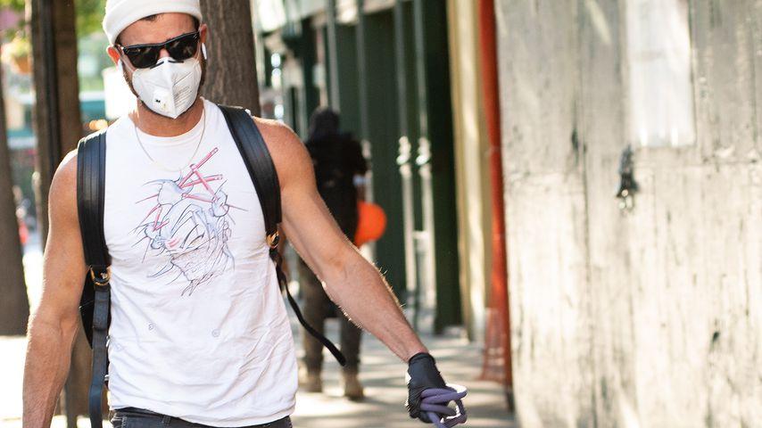 Justin Theroux im Juni 2020