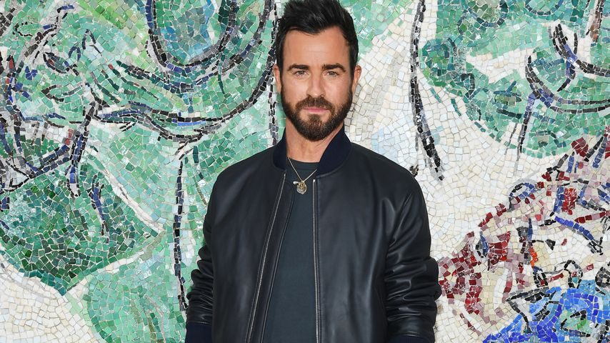 Justin Theroux in Frankreich 2018