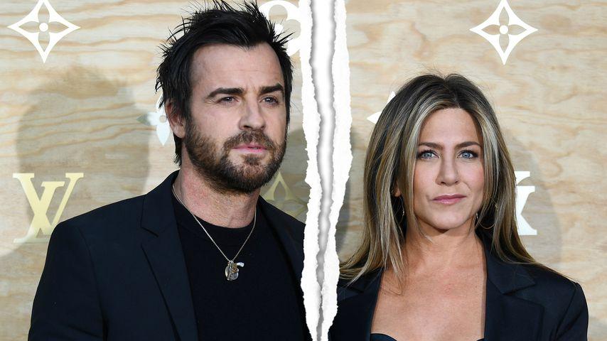 Trennung! Alles aus bei Justin Theroux & Jennifer Aniston