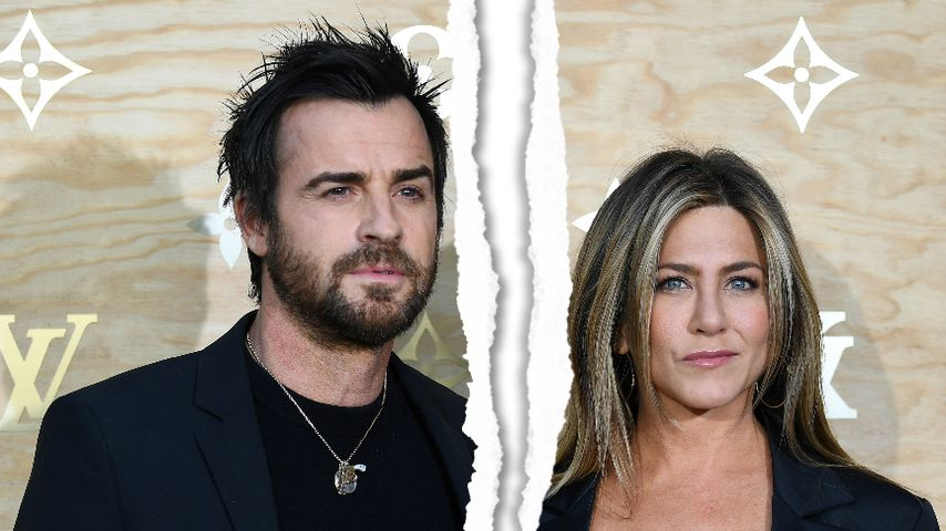 Sie wollten Ehe retten: Justin & Jennifer waren in Therapie!