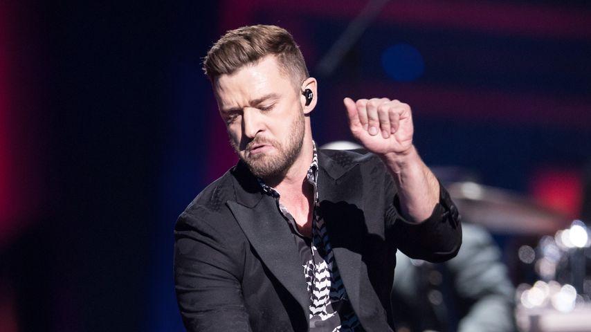 Sprachloser Justin Timberlake: Das hat er noch nie geschafft