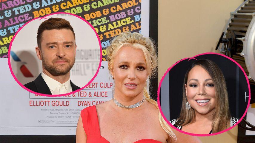 Justin Timberlake und Co.: Promis stehen Britney Spears bei
