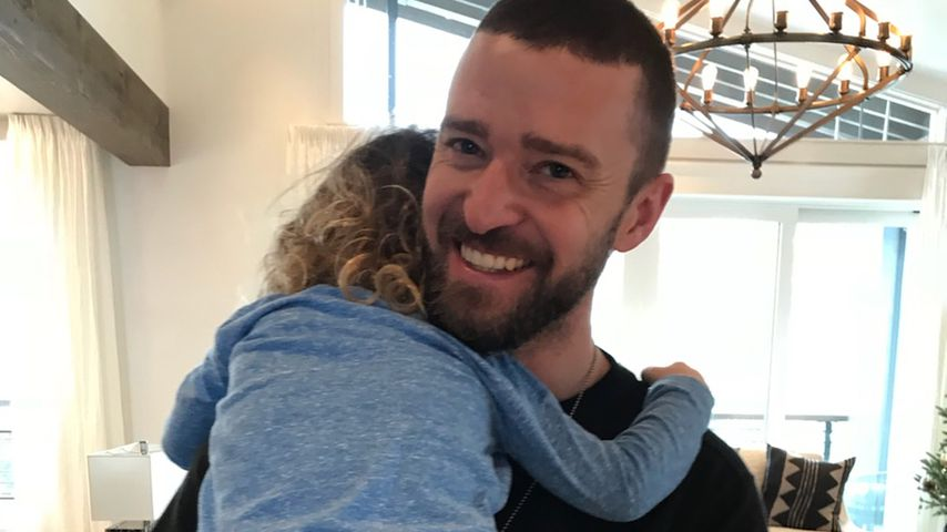 Papa Justin Timberlake: Süße Liebeserklärung an seinen Sohn