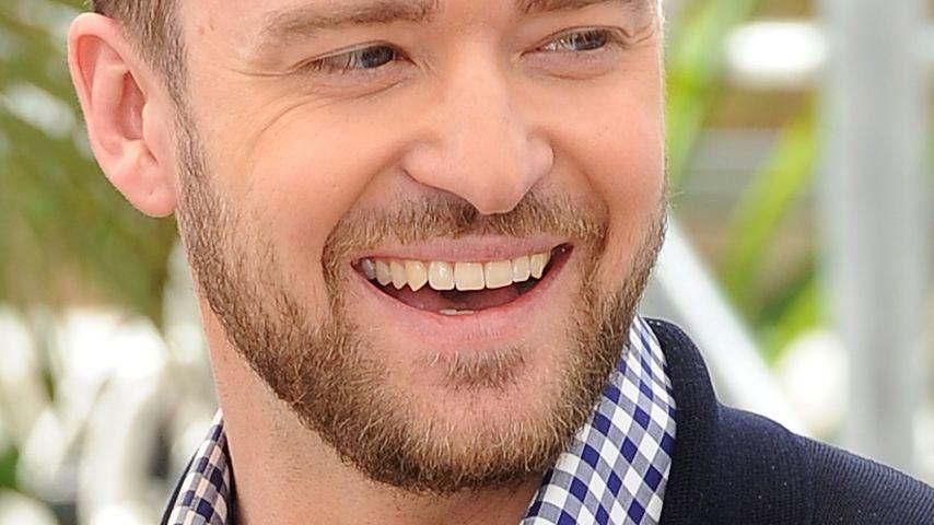 Süß! Justin Timberlake schwänzt Interview für Fan