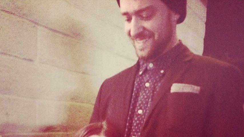 Total verliebt: Justin Timberlakes süße Botschaft