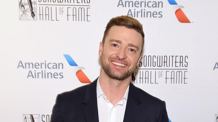 Justin Timberlake im Juni 2019 in New York