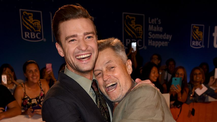 """""""Unersetzbar"""": Justin Timberlake trauert um Hollywood-Ikone"""