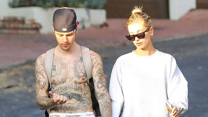 Diese Stars waren beim Pre-Wedding-Dinner der Biebers!