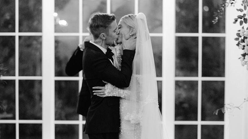 Justin Bieber und Hailey Bieber, 2019