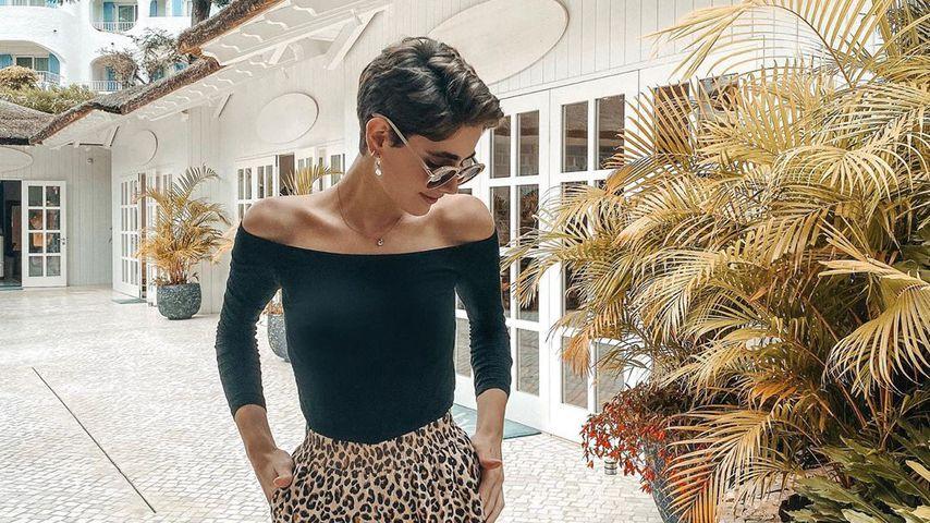 Justine Klippenstein, Model