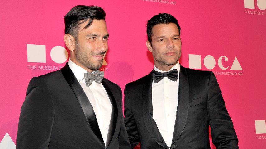 Hochzeit des Jahrtausends: Ricky Martin will 3 Tage feiern