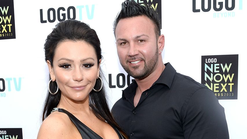 "Jennifer ""JWoww"" Farley und Roger Mathews in Los Angeles"