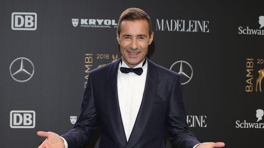 Kai Pflaume bei der Bambi-Verleihung 2018