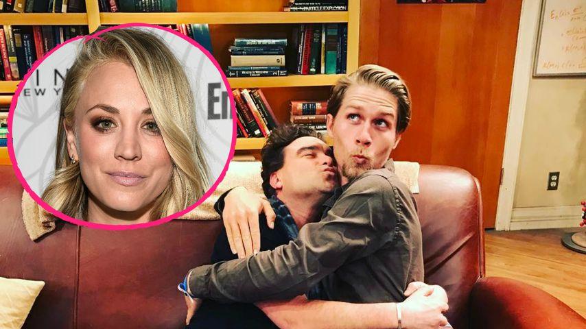 Dreiecksbeziehung? TBBT-Kaleys Freund schmust mit ihrem Ex!