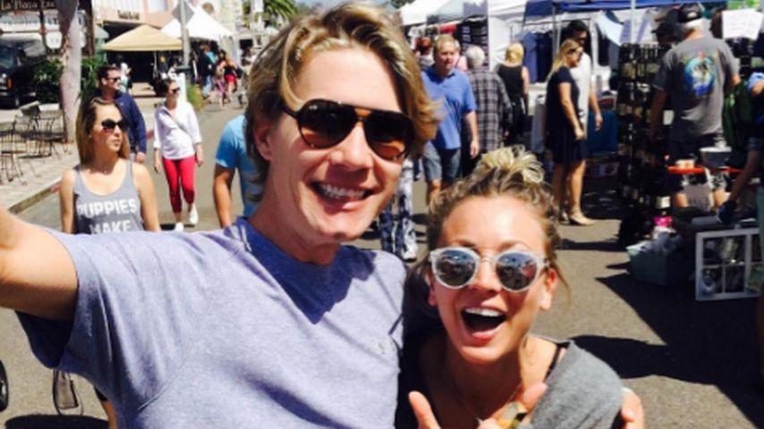 """Kaley Cuoco & Karl Cook: """"Blonde haben wirklich mehr Spaß""""!"""