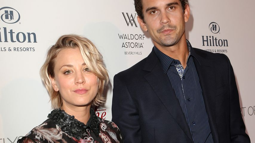 Kaley Cuocos Ehe-Aus: Ist Ryan Sweeting tablettenabhängig?