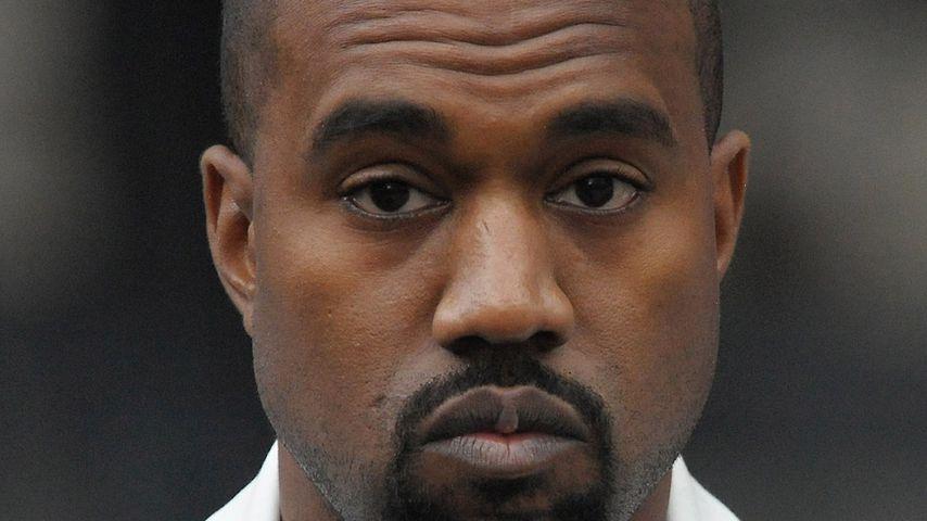 Plötzliche Reue? Kanye West trägt noch immer seinen Ehering