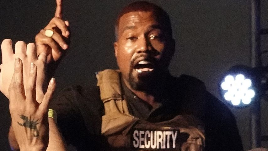 Kanyes Wahlkampfauftritt in South Carolina