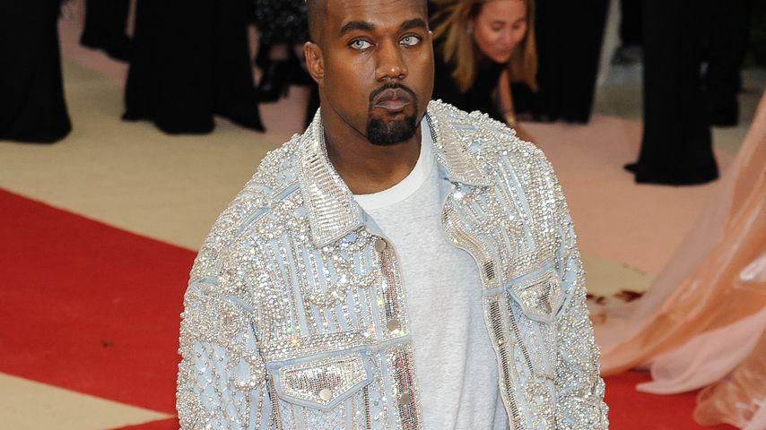 Kanye West bei der MET-Gala 2016