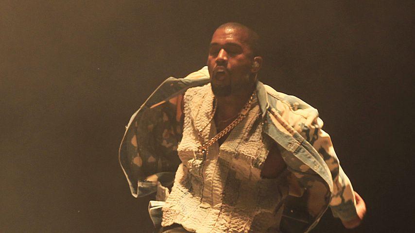 Kanye West und Glastonbury Festival