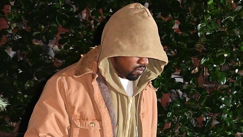 Krankenhaus! Macht der Paris-Raubüberfall Kanye West fertig?