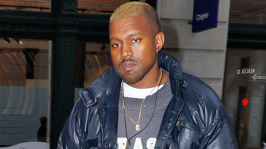 Auf der Suche nach einem Psychiater: Kanye West gesichtet