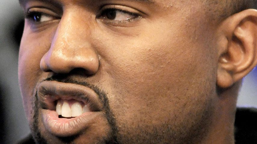 Ihm stinkt's: Kanye West wechselt keine Windeln!
