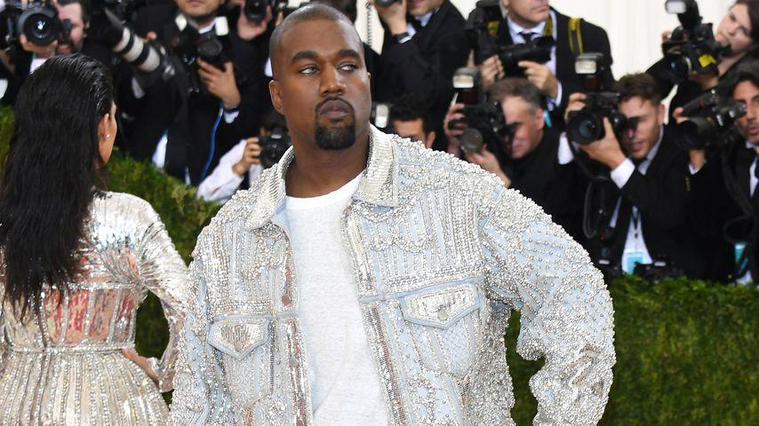 Kanye West im Jahr 2016
