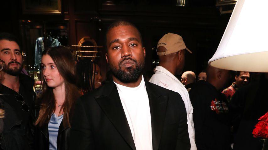Kanye West im Oktober 2019 in Chicago