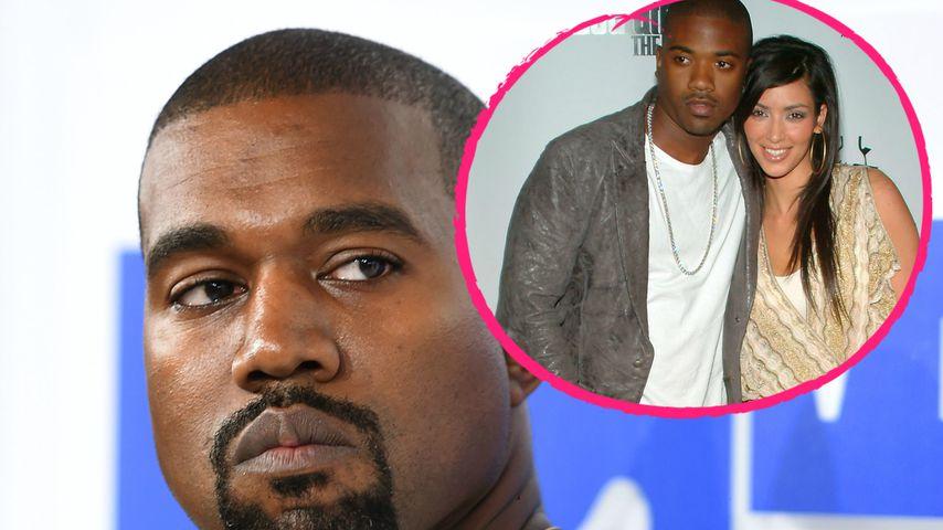 Neue Ray J-Enthüllungen über Kim: Kanye findet's respektlos