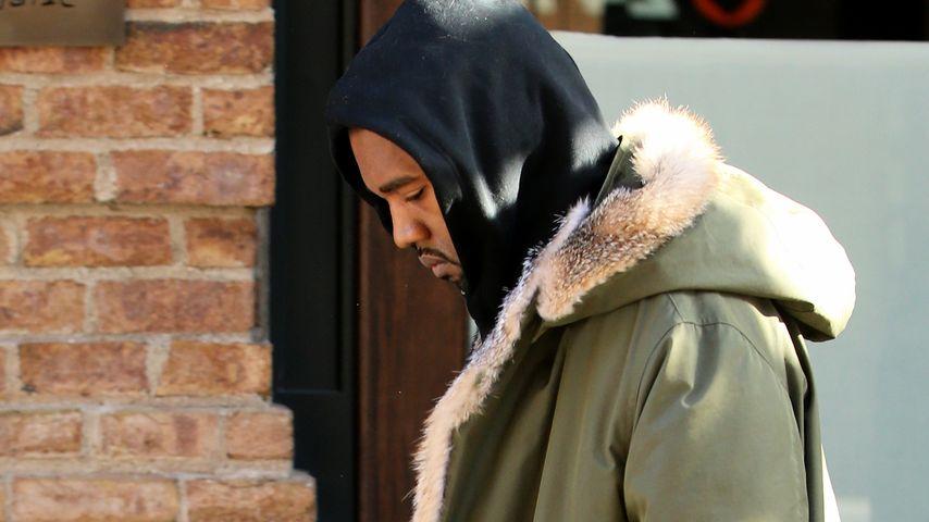 Kanye West: Eifersüchtig auf neues Kardashian-Baby