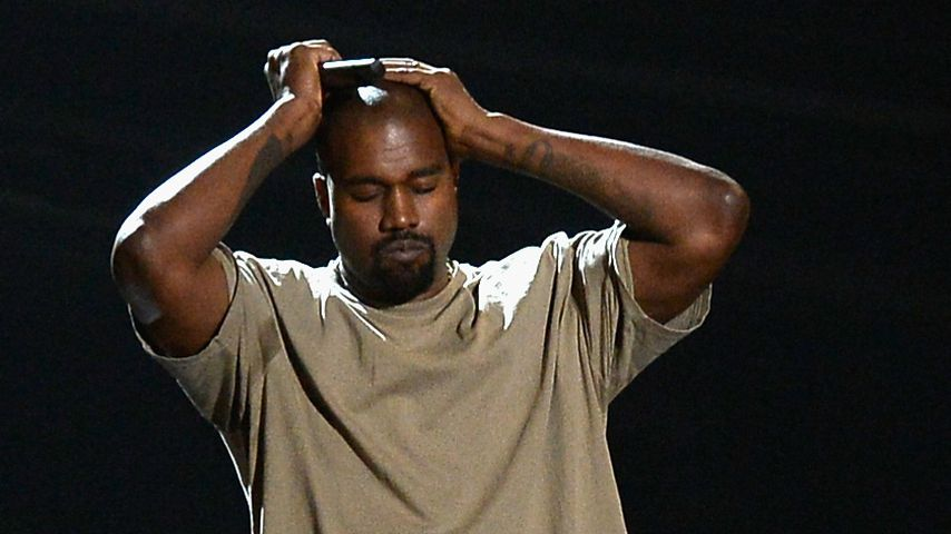 Kanye West bei den MTV Video Music Awards 2015 in Los Angeles