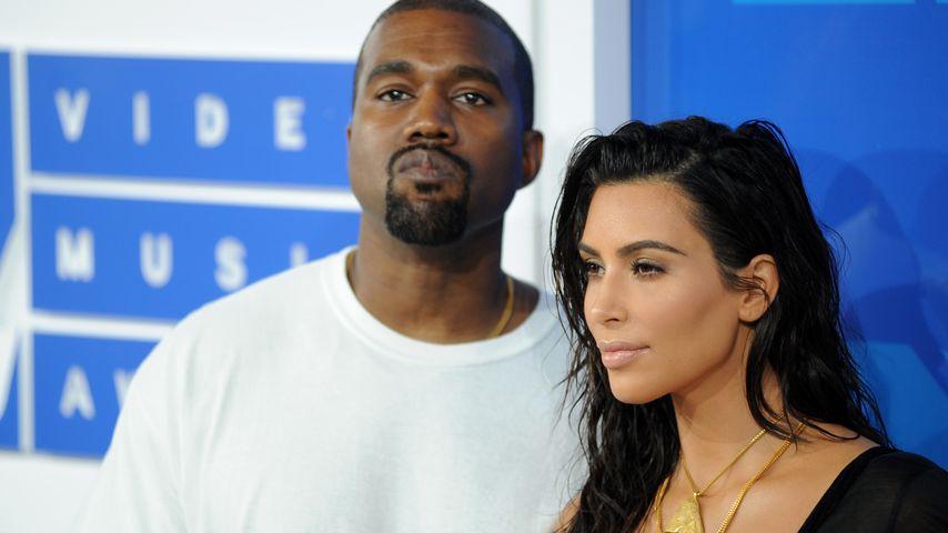 Kanye West wieder auf Tour? Kim droht mit Trennung!