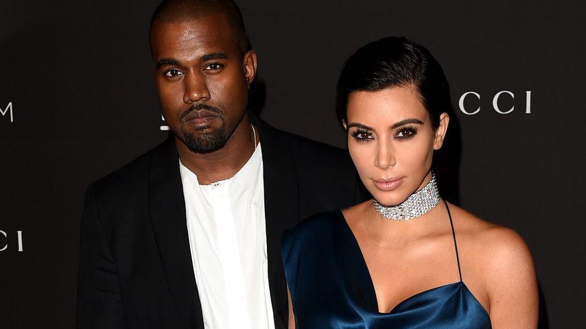 Musik statt Sex: Kanye West lässt Kim zappeln