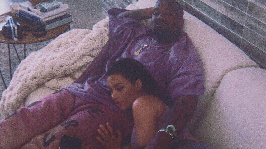 42. B-Day: So süß gratuliert Kim Kardashian ihrem Kanye West