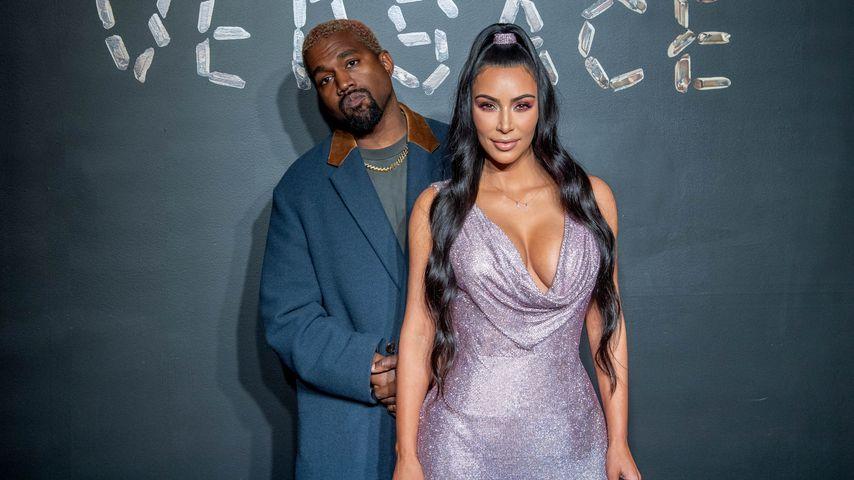 Kanyes Stiefvater: Seine Mutter hätte Ehe mit Kim verhindert