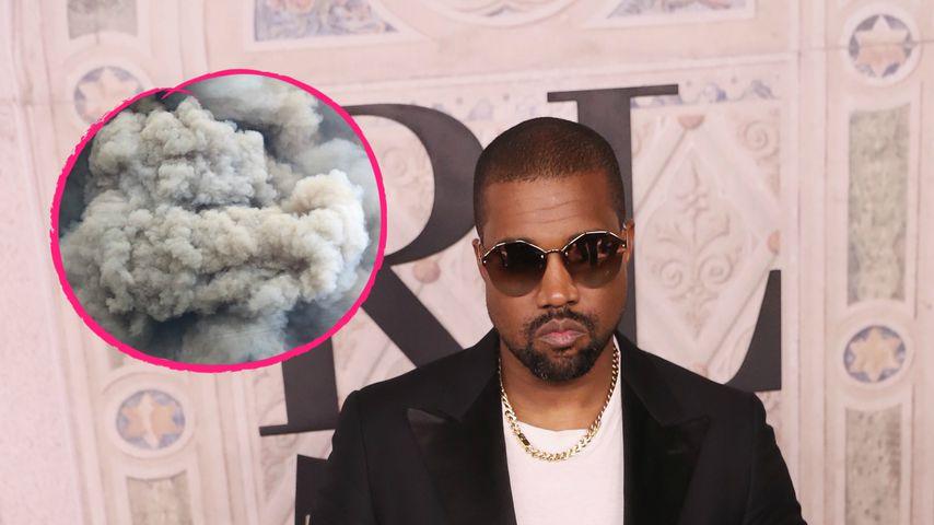 Wegen Feuerkatastrophe: Kanye West spendet 440.000 Euro!