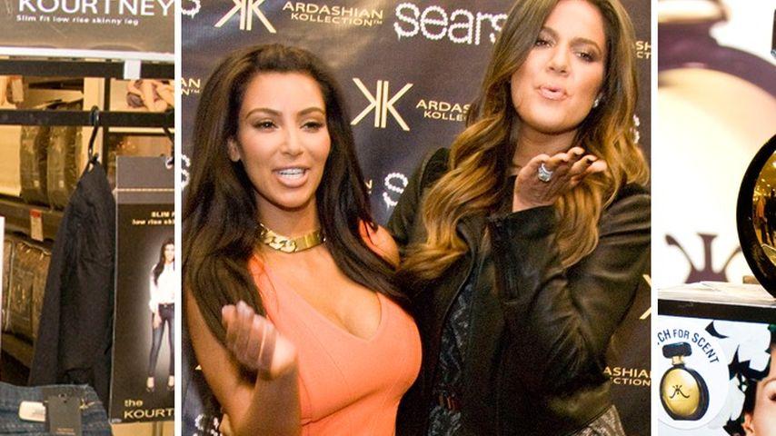 "So sieht die ""Kardashian Kollection"" aus!"
