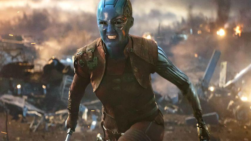 """Karen Gillan in """"The Avengers: Endgame"""""""